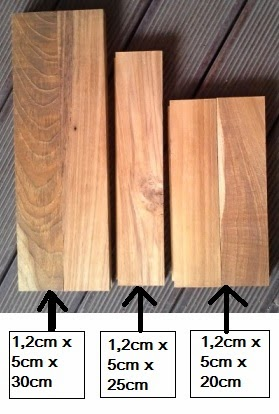 jenis lantai kayu jati