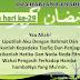 Doa Harian Bulan Ramadhan | Doa Hari Ke-29