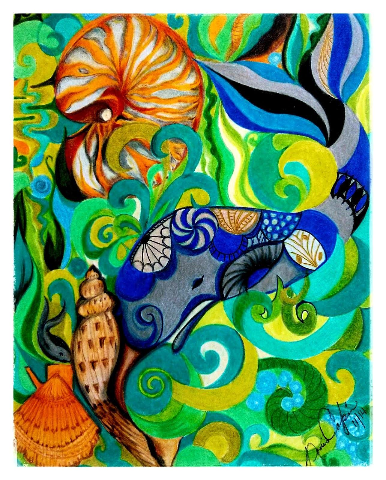 Whale Blue ®