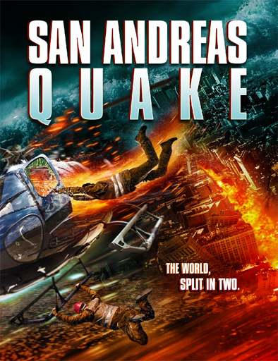 Ver San Andreas Quake (2015) Online