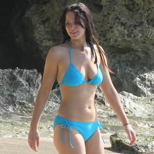 Bikini Jennifer lawrence