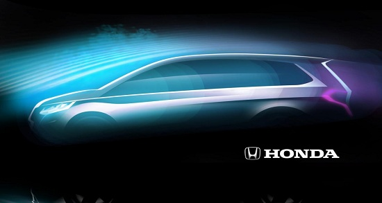 Honda concept teaser for 2013 Auto Shanghai