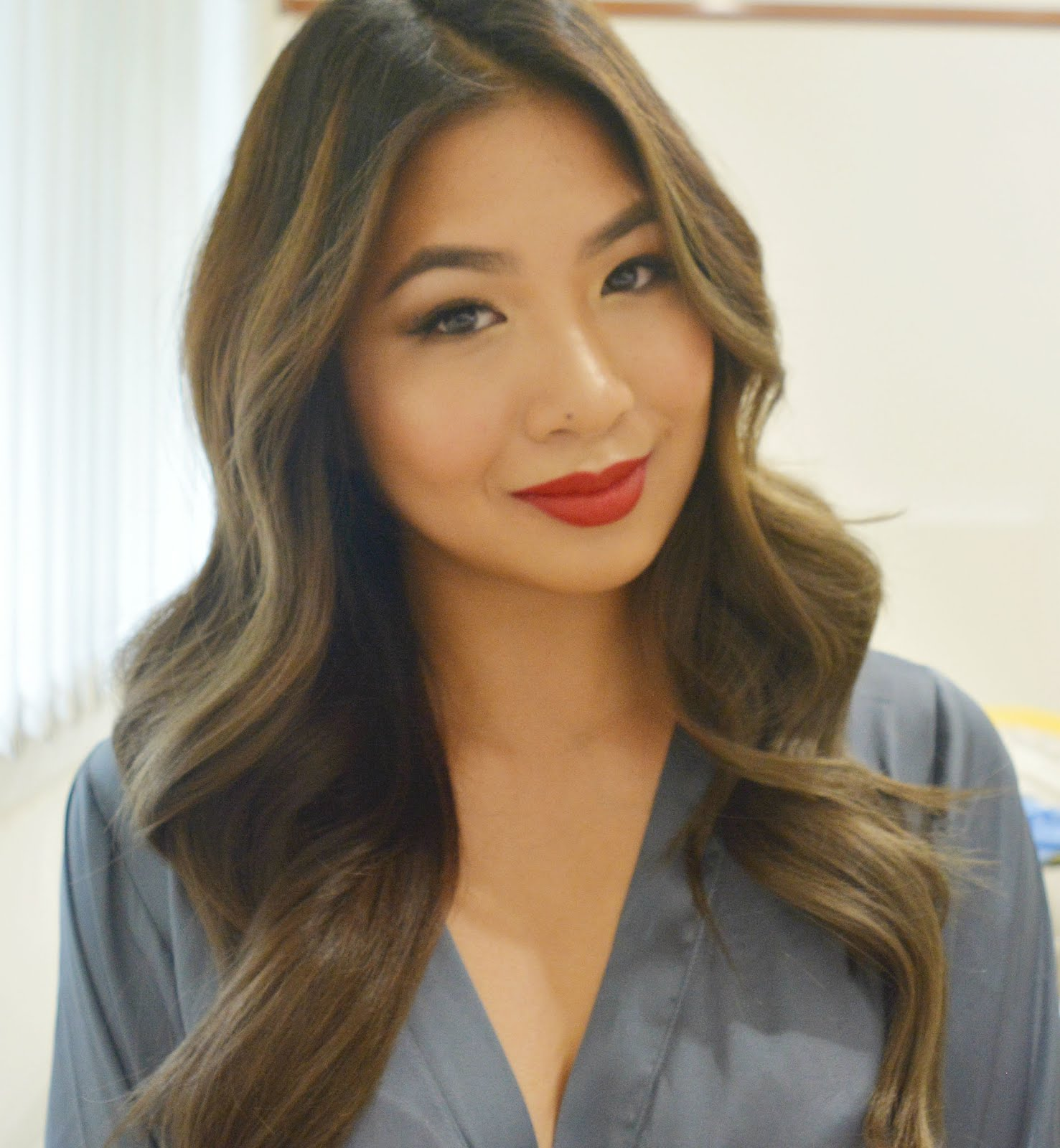 my hair This fail-proof diy trim trick is perfect for helping you keep your layers looking lovely as they grow out.