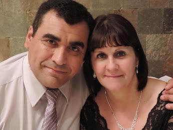 Pastores Nancy y Cristian Oviedo