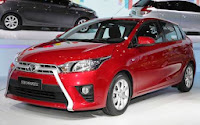 First Impression Toyota Yaris Facelift lebih sporty