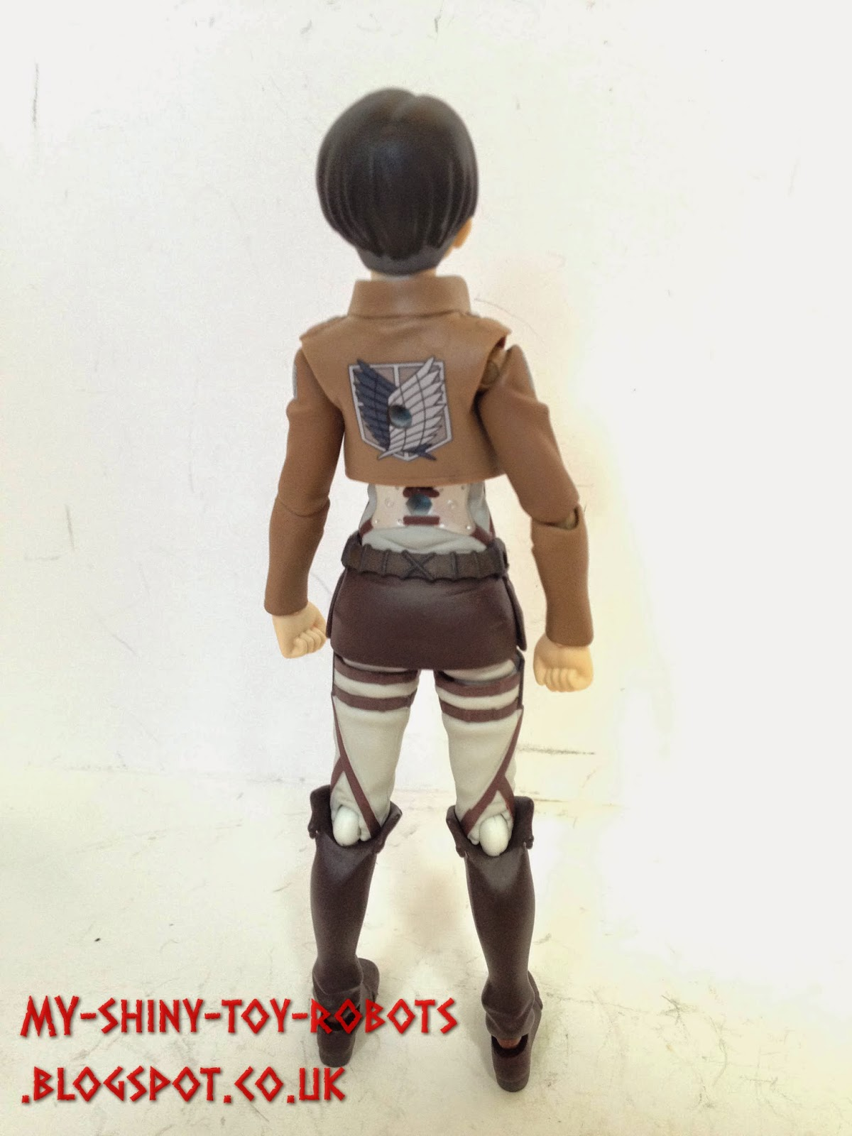 Sadly no levis for Levi