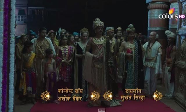Sinopsis Ashoka Samrat Episode 97
