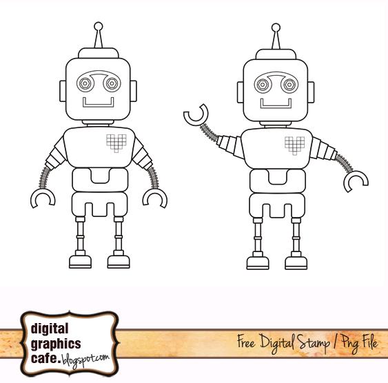robots graphics free