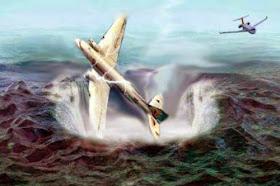 MH370- Mimpi Ustaz Darul Manzil, Punca Pesawat Terhempas Di Lautan