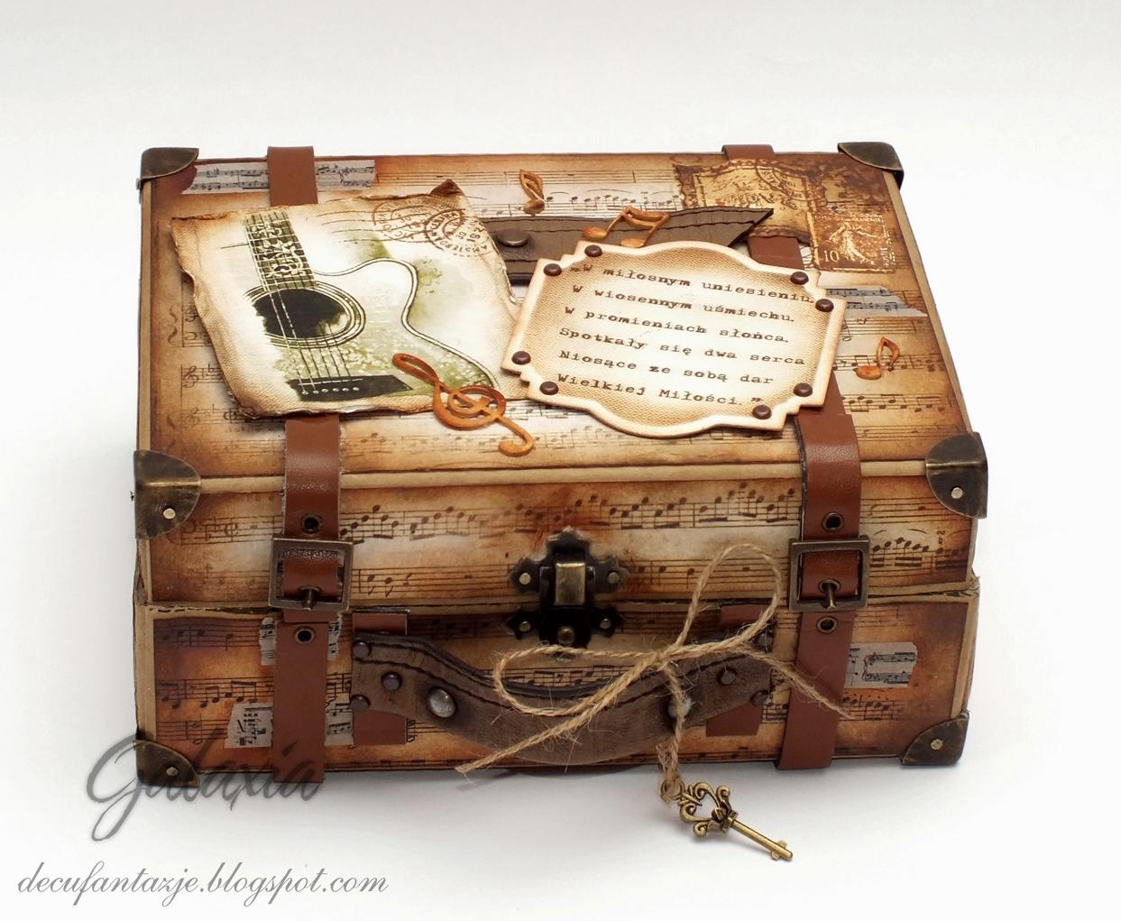 Z cyklu walizkowe wariacje