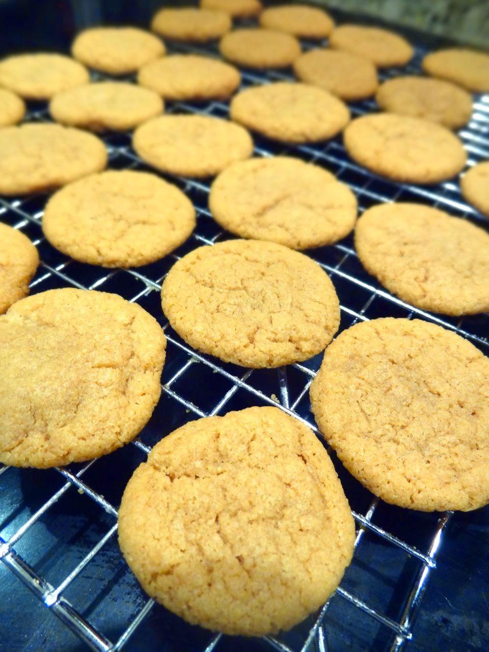 Scrumpdillyicious: Gluten-Free Peanut Butter Cookies