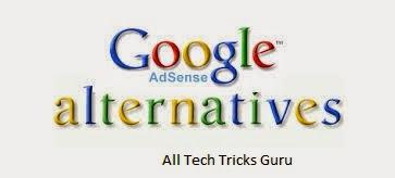 5 Best Google Adsense Alternatives (2015)For Your Website