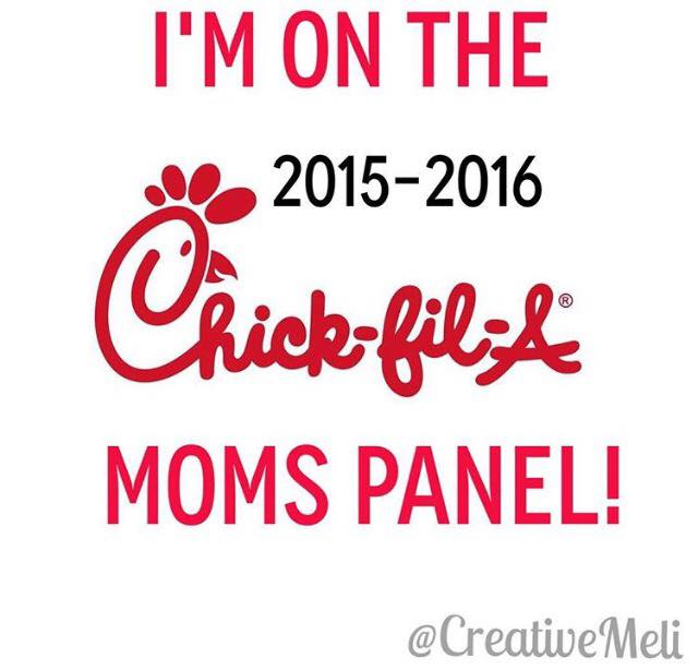 Chick-fil-A Mom Panel Member