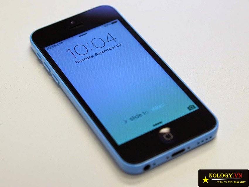 Cận cảnh iPhone 5C tại Việt Nam