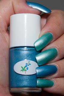 The Nail Junkie Pastels Bluebonnet
