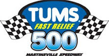 Race 33: Tums Fast Relief 500