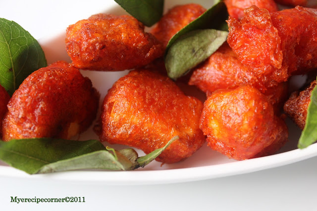how to cook paneer pakora