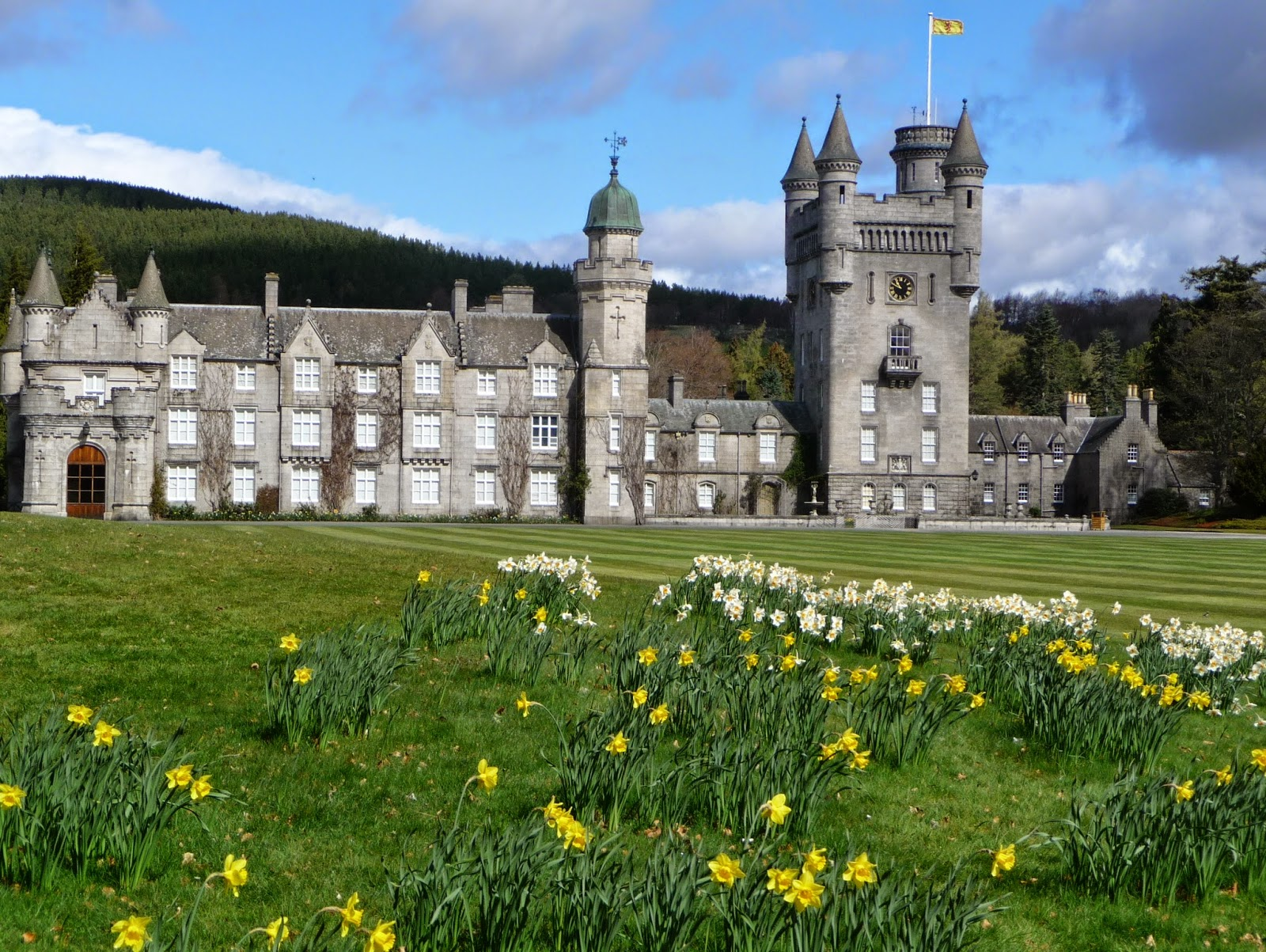 Life Of Pottering The Cairngorms Balmoral Castle