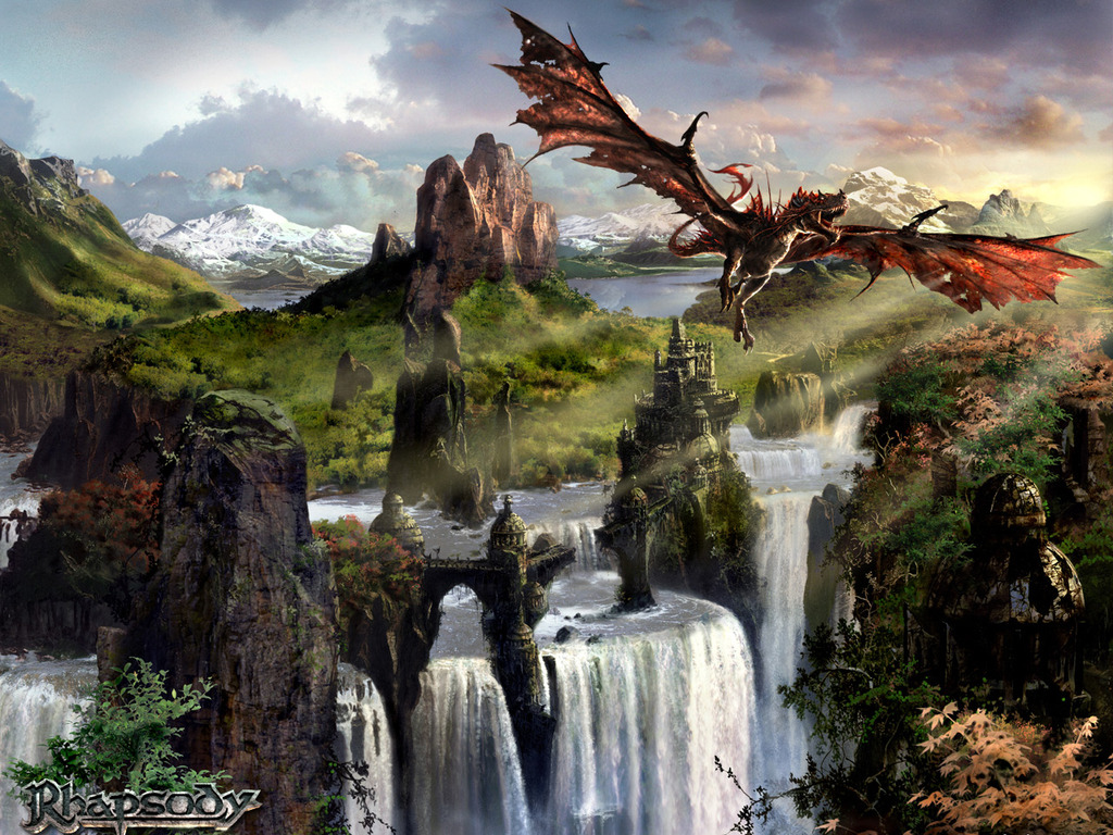 Koleksi gambar naga fantasi terkeren wallpaper naga api digaleri altavistaventures Images