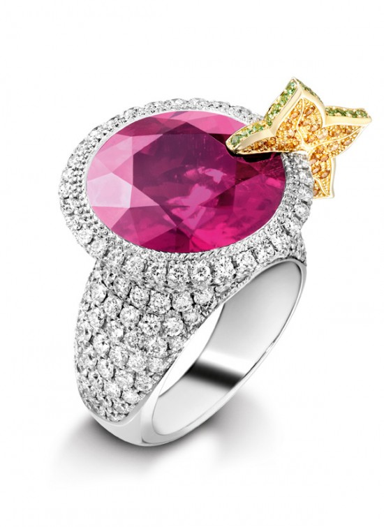 Colorful & Stylish Diamond Ring Designs & Pictures