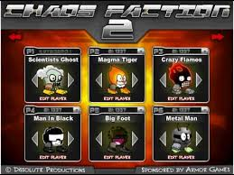Download Games Pc Swf Chaos Faction 1 dan 2