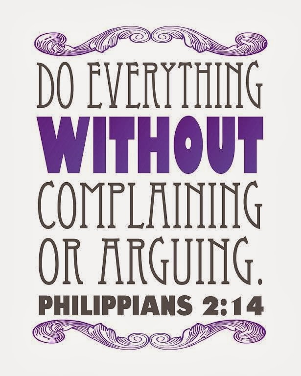 Redeemed Philippians 2 14