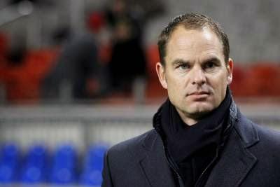 De Boer - I want to speak to Spurs