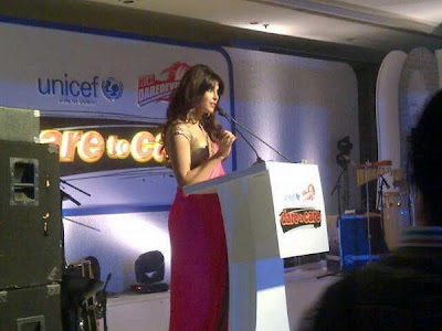 Priyanka Chopra at UNICEF Charity auction event