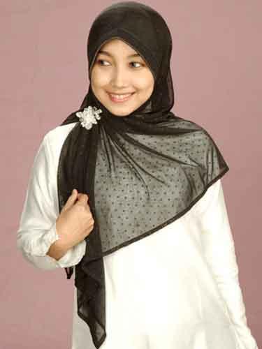 Model Baju Muslim 2014 dan Trend Baju Gamis Terbaru 2014