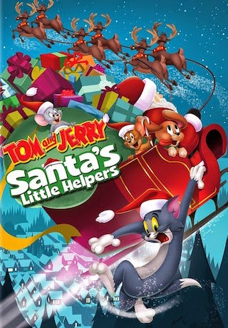 Watch Tom And Jerry's Santa's Little Helpers (2014)