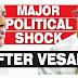 Major political shock after Vesak.