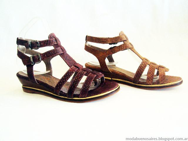 Sandalias comodas verano 2015 Avance Collection. Sandalias de moda 2015.