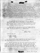 OSI Report Re UFO Over Long Beach & Muroc, California (Pg 3) 10-25, 26, 30-1951