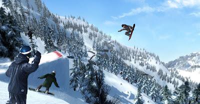 snowboard video game
