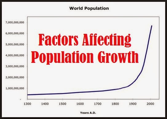 positive effects of population growth on the economy
