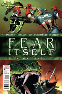 Fear Itself #7 - 365 Days of Comics