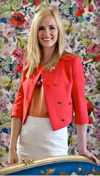 Mix and chic cool designer alert summer thornton for Summer thornton design