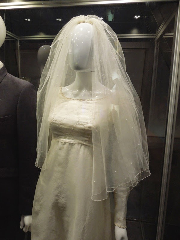 Theory of Everything Jane Hawking wedding dress