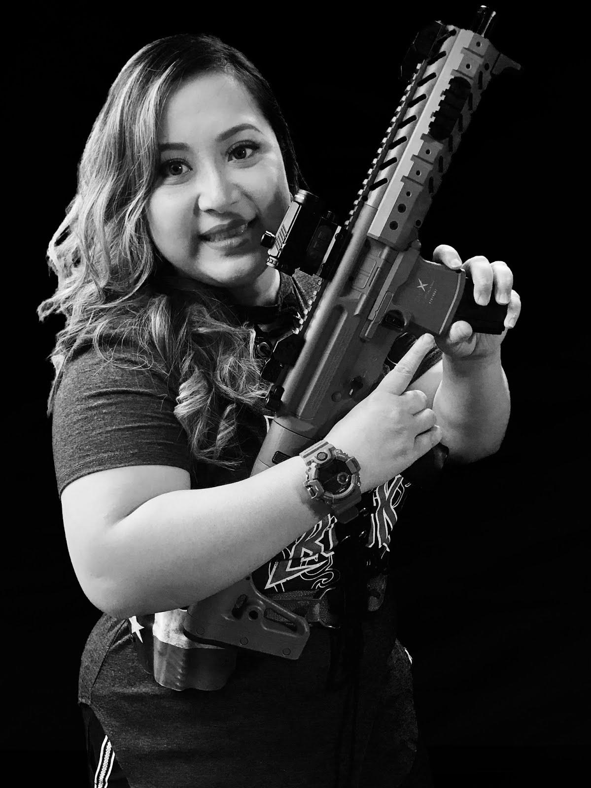 Nữ xạ thủ Việt Nam