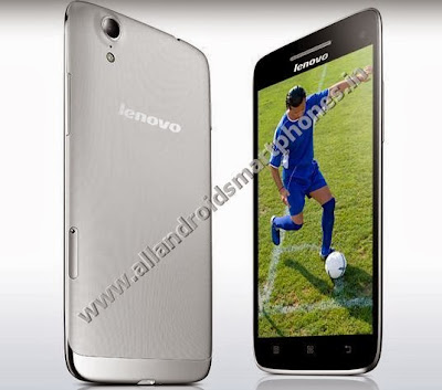 Lenovo Vibe X S960 Full HD Android Phablet Front Back Side Images Photos Review