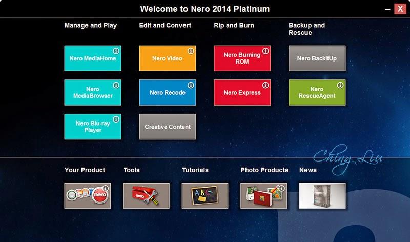 Nero 2014 platinum Full version download