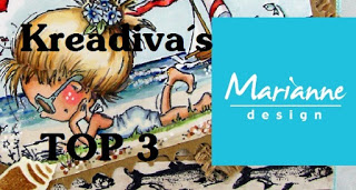 Top 3 Marianne Design Kreadivas