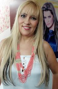 Fundadora do Espaço Maraia Hair