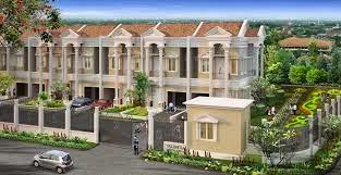 desain ruko klasik modern desain properti indonesia