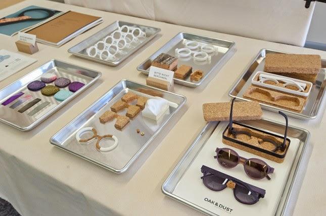 Gafas de Sol y Anteojos en Impresión 3D y Corcho