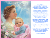 Today I have a two sweet Mothers Day images and poems just for you!