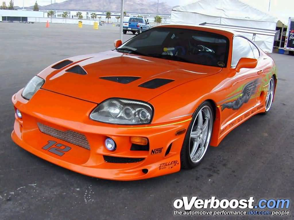 new sports speedicars toyota supra fast cars pictures