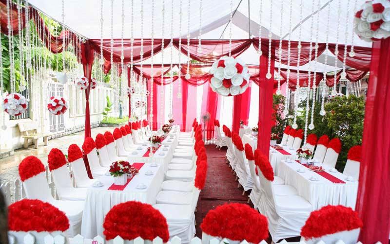 Cho thuê bàn ghế cưới hỏi