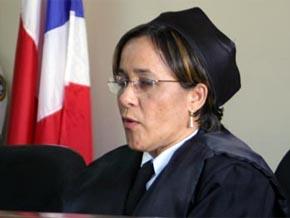 Jueza que prohibió el acceso a la prensa al juicio contra Jhonny Alberto Salazar admitió una manifestación que la favorecía en plena sala