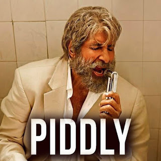 Piddly Lyrics - Shamitabh